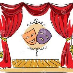 teatr-sceny-wektoru
