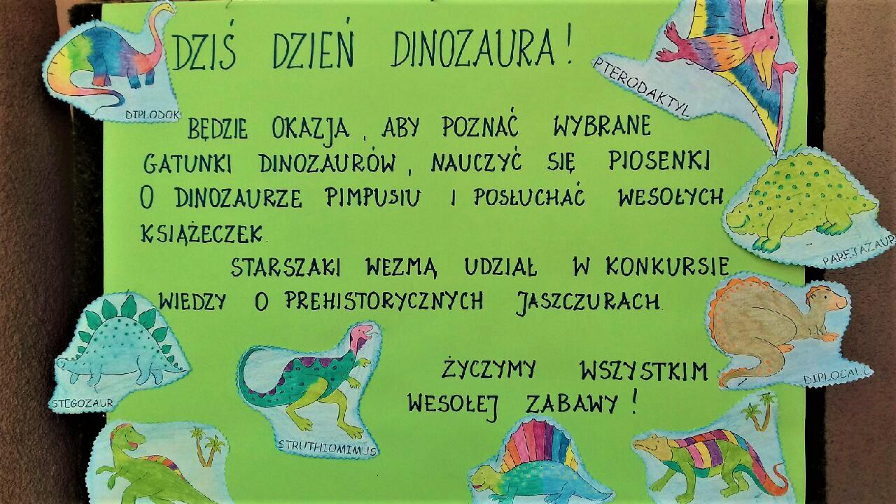 Dzień Dinozaura 2021